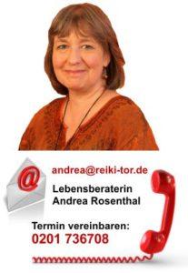 Andrea Rosenthal Lebensberatung