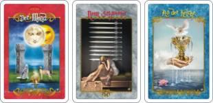 3 Karten Tarot Beispiel 1
