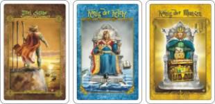3 Karten Tarot Beispiel 2