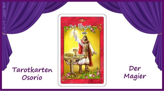 Tarot der Magier 1