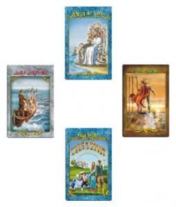 Tarotkarten Artdesign Osorio